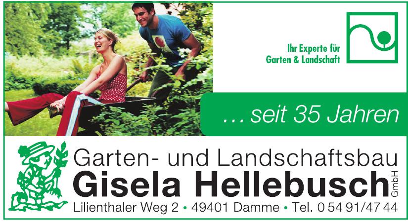 Garten- und Landschaftsbau Gisela Hellebusch GmbH