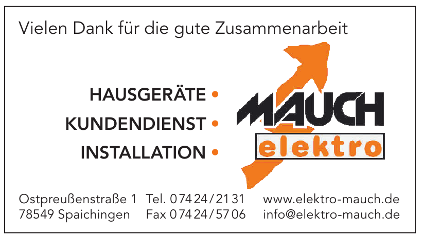 Mauch Elektro