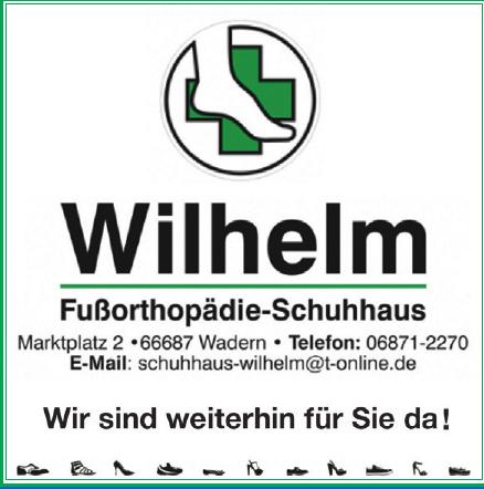 Wilhelm Fußorthopädie-Schuhhaus