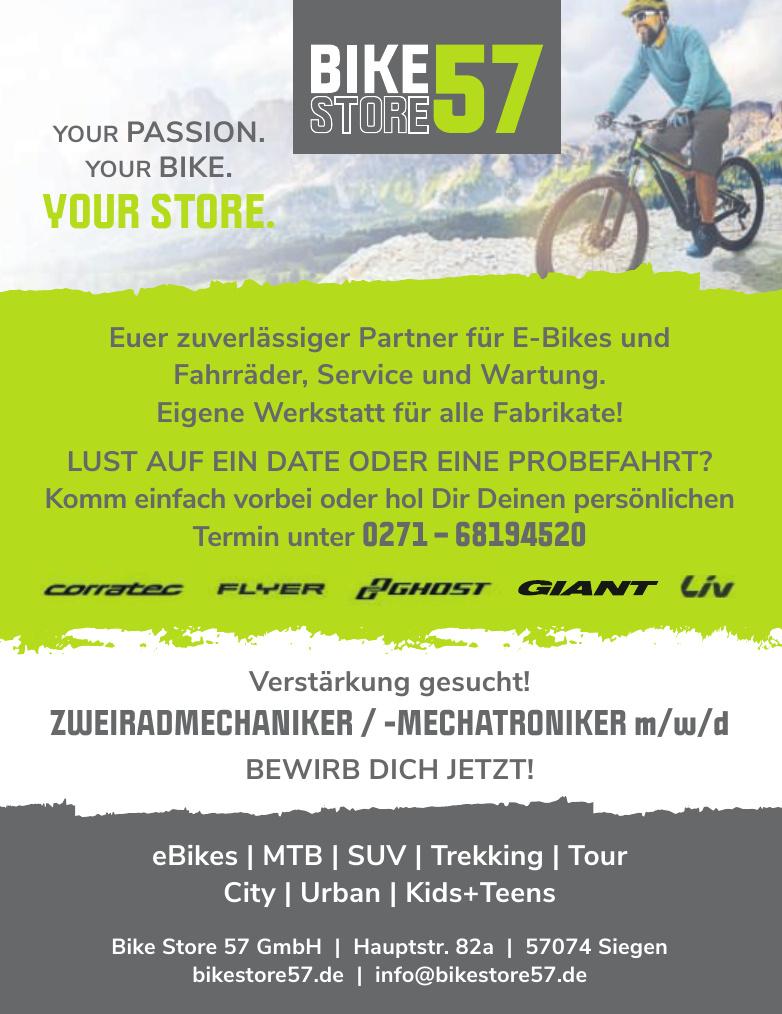 Bike Store 57 GmbH