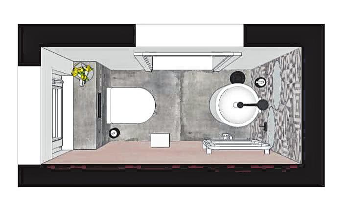 Gäste-WC oder Zweitbad?