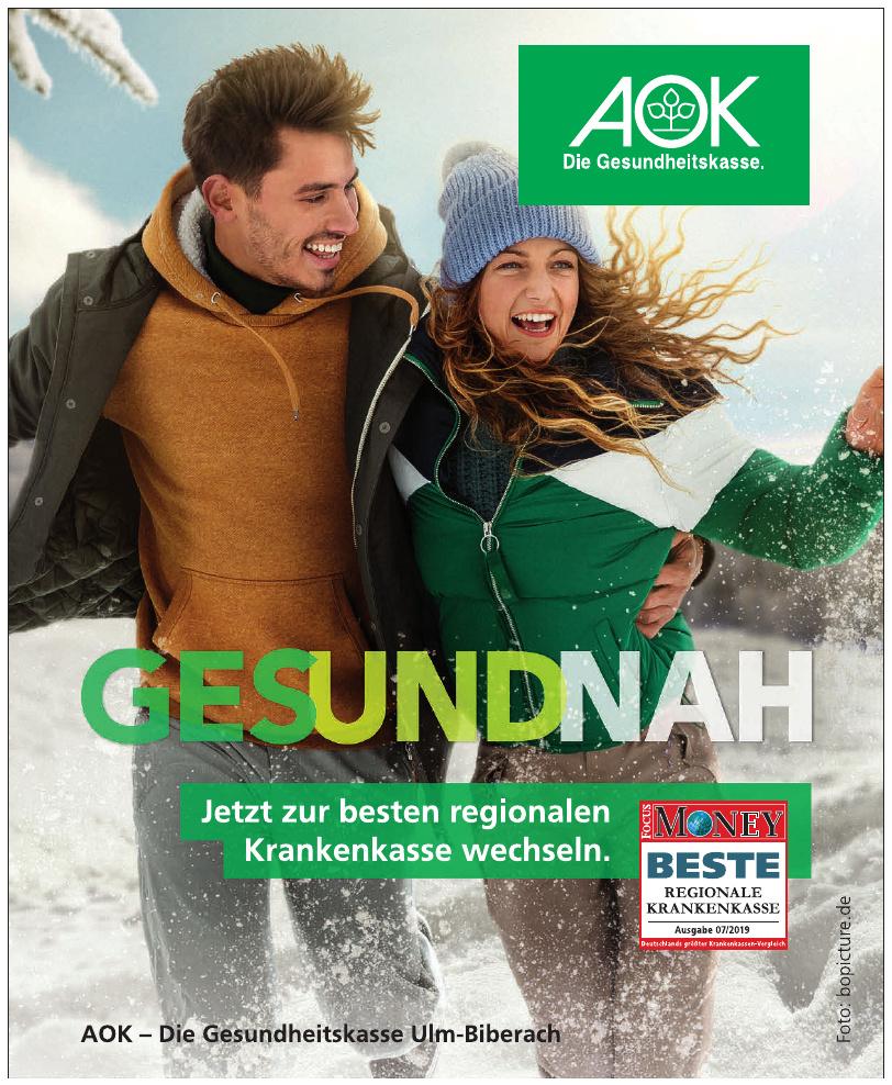 AOK Ulm-Biberach