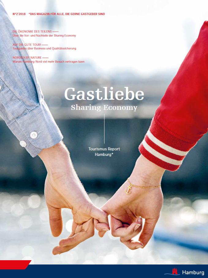 Tourismus Report Hamburg 2/2018 Gastliebe Sharing Economy