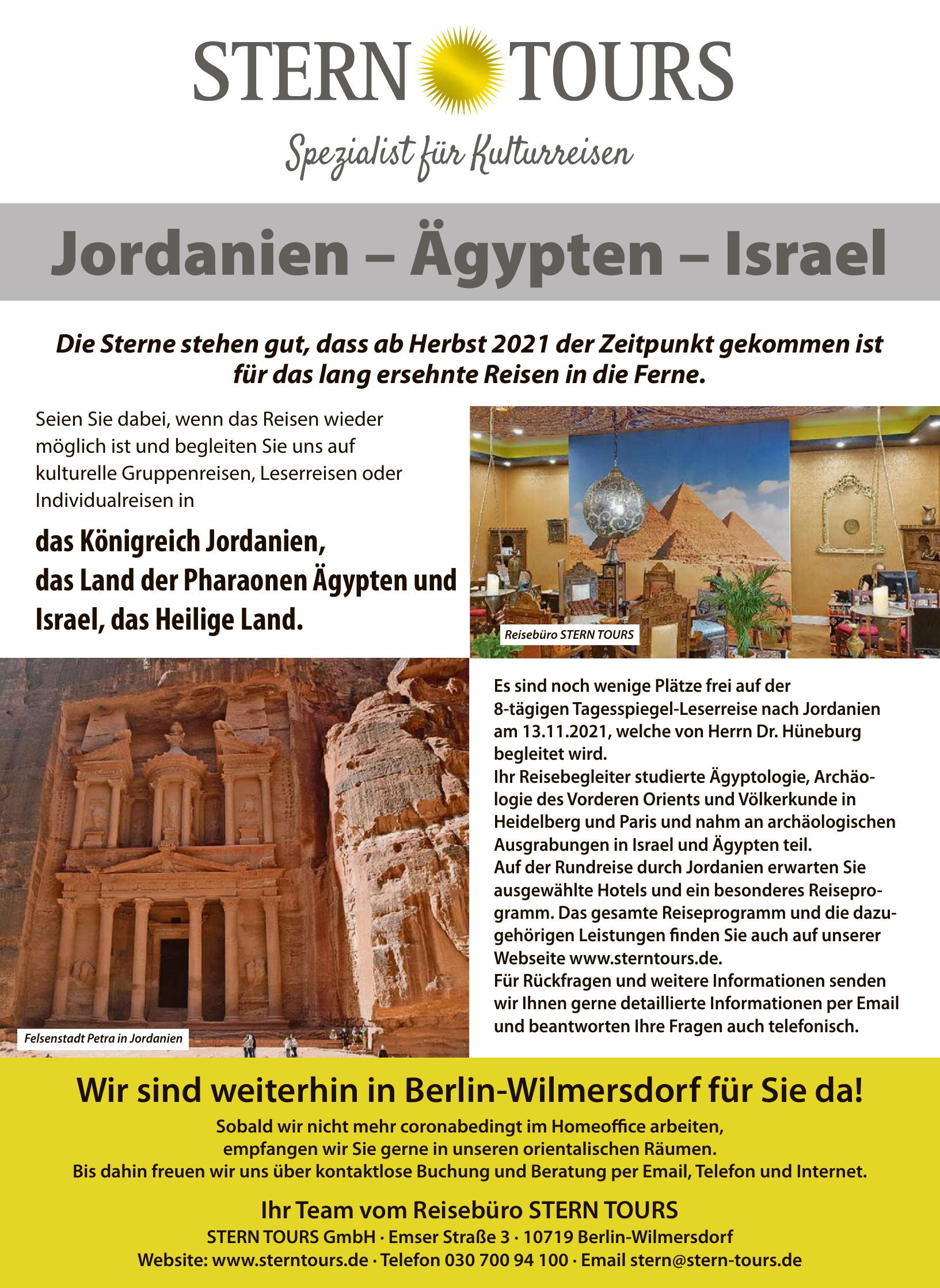 STERN TOURS GmbH