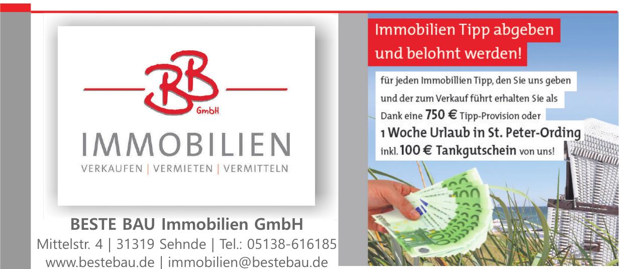 Beste Bau Bauregie GmbH