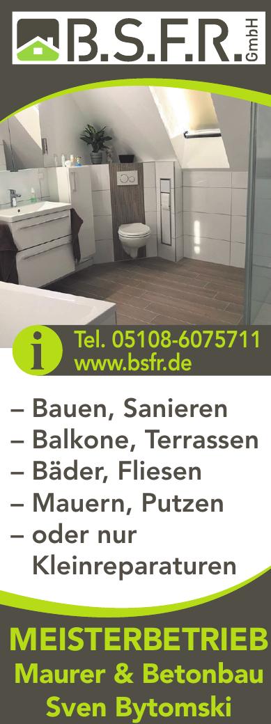 B.S.F.R. GmbH