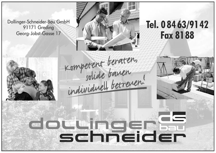 Dollinger-Schneider-Bau GmbH