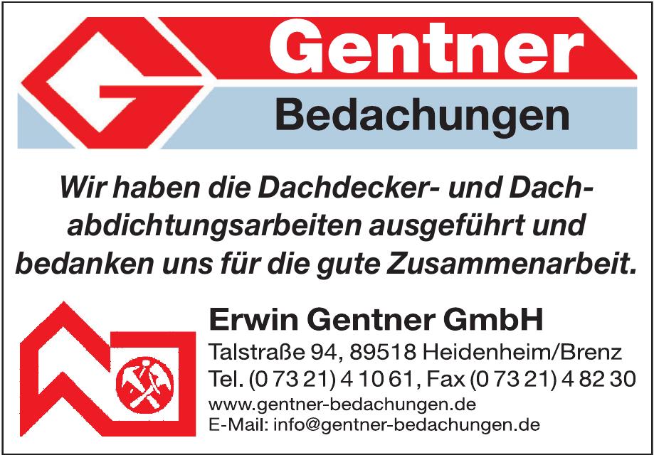 Erwin Gentner GmbH