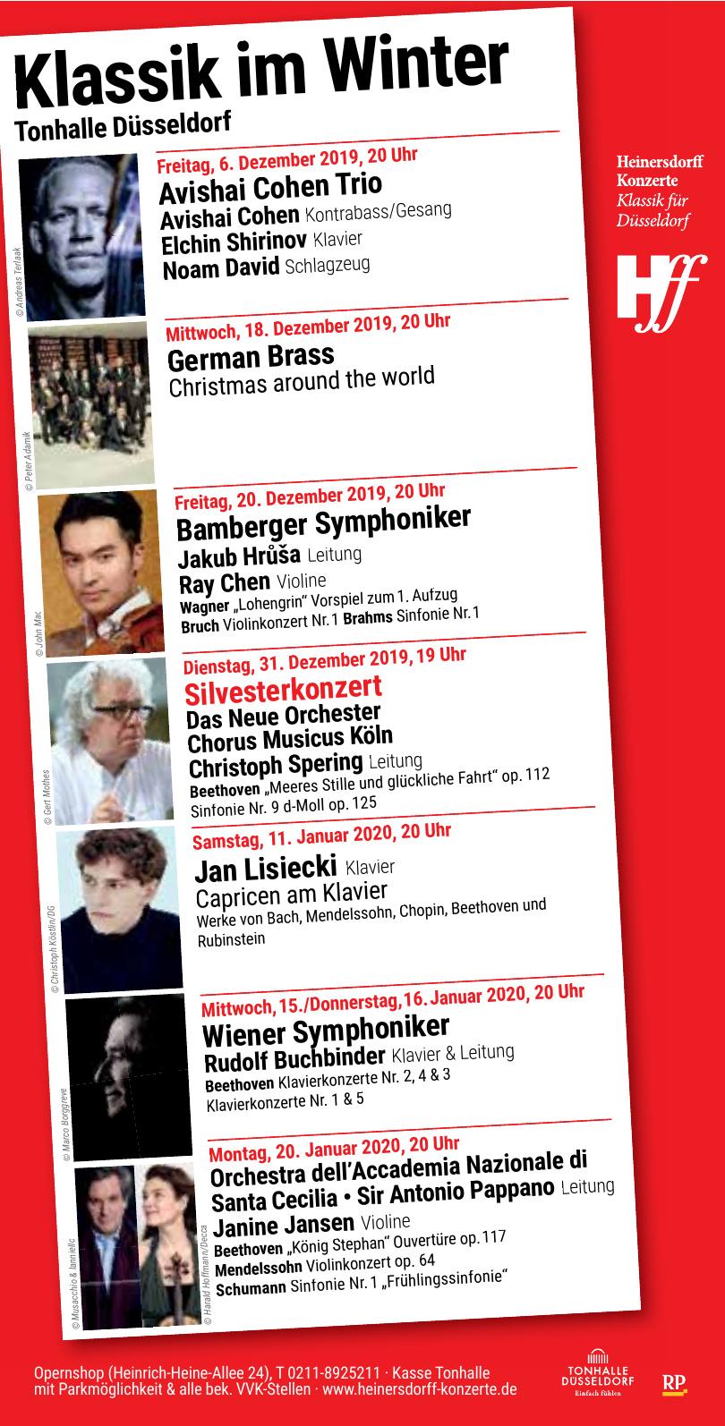 Heinersdorff Konzerte