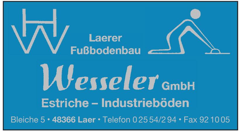 Wesserler GmbH