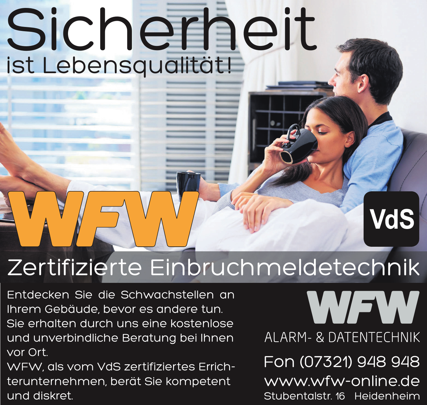 WFW Alarm- & Datentechnik