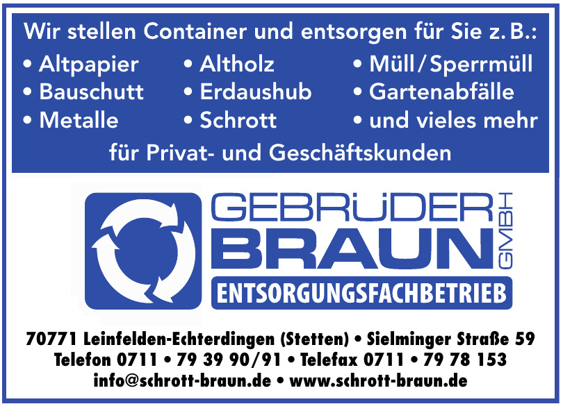 Gebrüder Braun GmbH