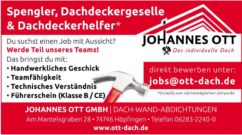 Johannes Ott GmbH