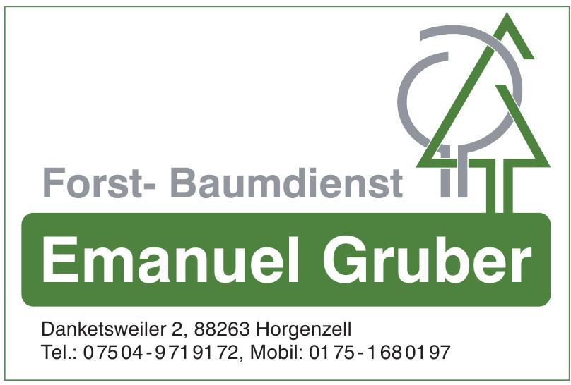 Forst-Baumdienst Emanuel Gruber