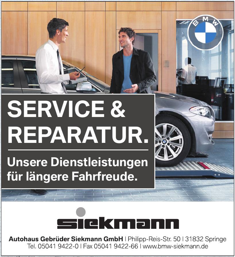 Autohaus Gebrüder Siekmann GmbH
