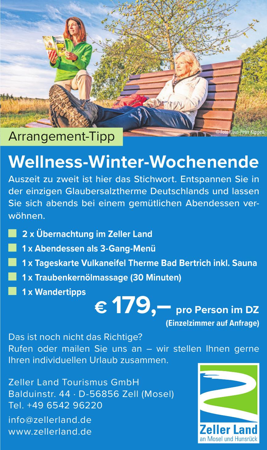 Zeller Land Tourismus GmbH