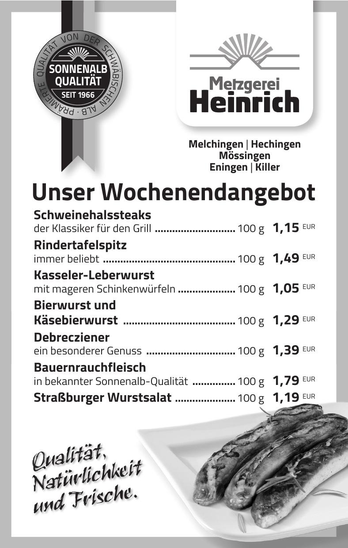Metzgerei Heinrich