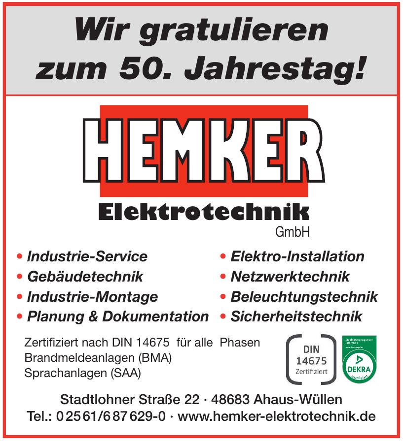Hemker Elektrotechnik