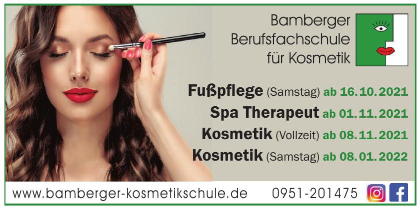Bamberger Berufsfachschule für Kosmetik