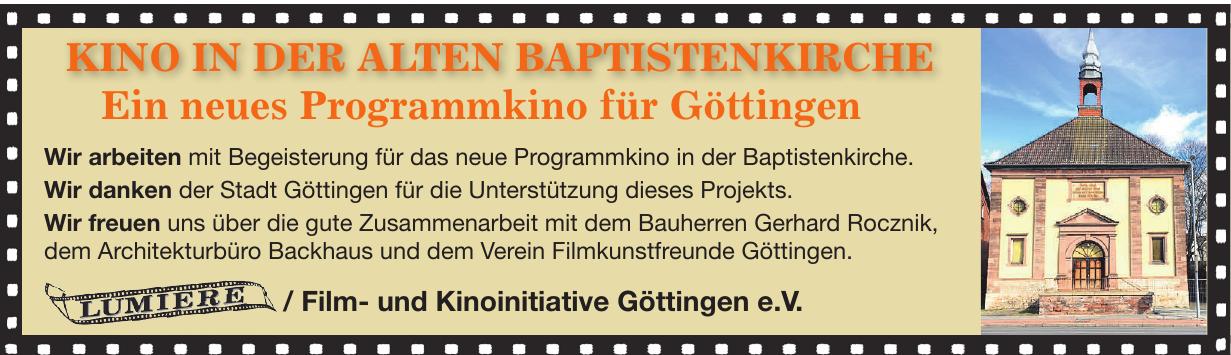 Film- und Kinoinitiative Göttingen e.V.