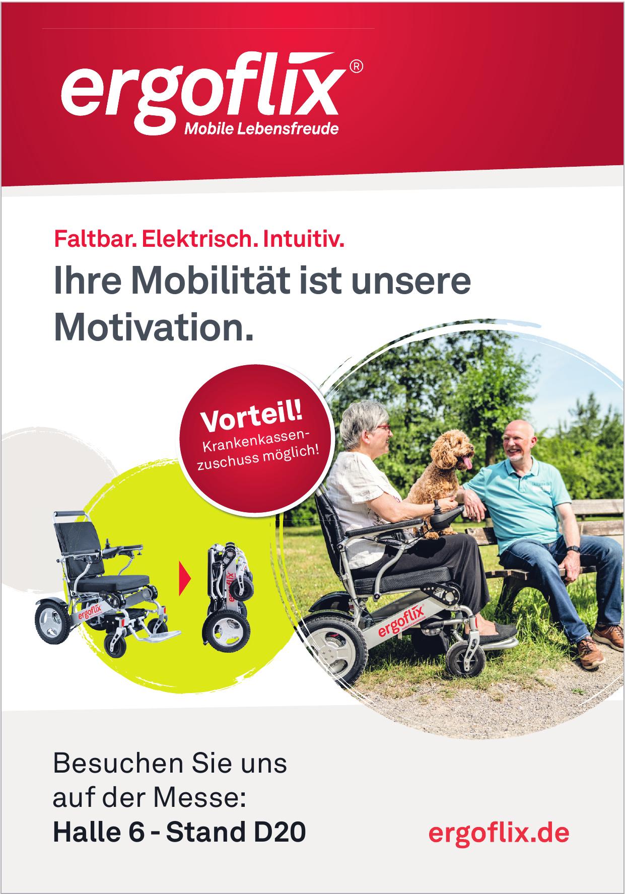 ergoflix - Mobile Lebensfreude