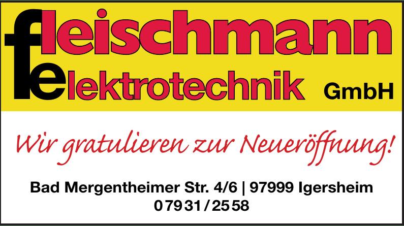 Fleischmann Elektrotechnik GmbH