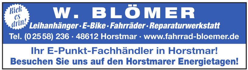 W. Blömer