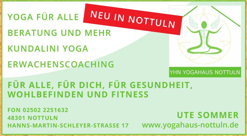 YHN Yogahaus Nottuln