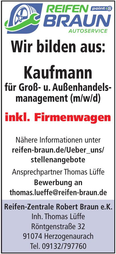 Reifen-Zentrale Robert Braun e.K.