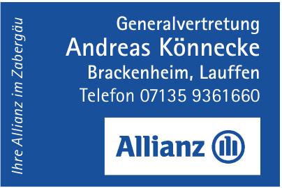 Allianz Generalvertretung Andreas Könnecke