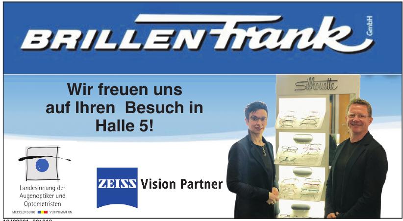 Brillen Frank GmbH