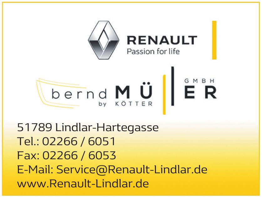 Bernd Müller GmbH