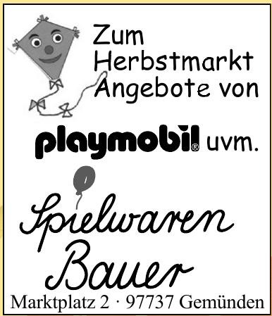 Spielwaren Bauer