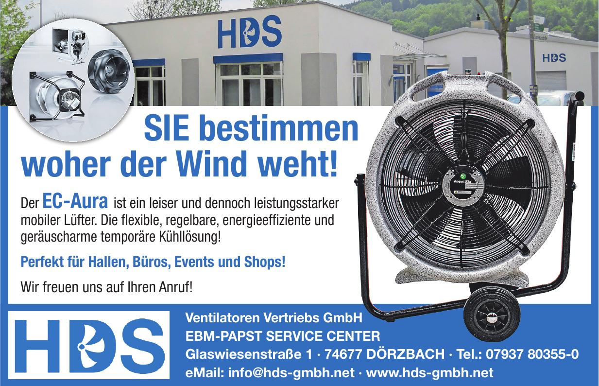 Ventilatoren Vertriebs GmbH
