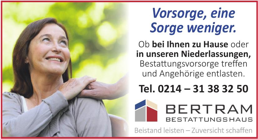 Bertram Bestattungshaus
