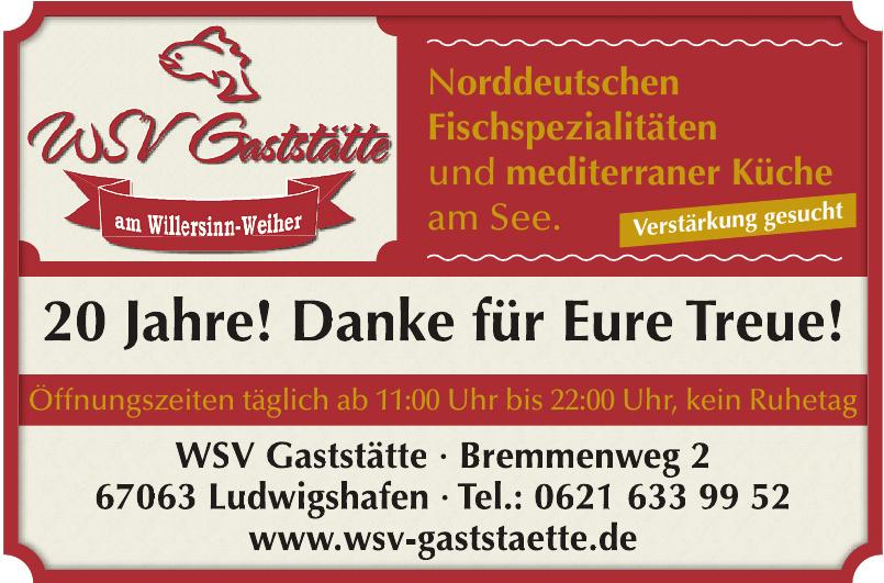 WSV Gaststätte