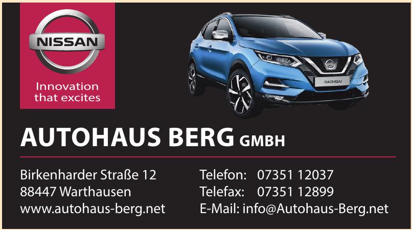 Autohaus Berg GmbH