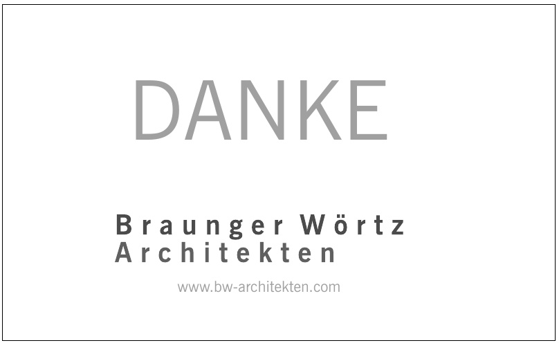 Braunger Wörtz Architekten GmbH