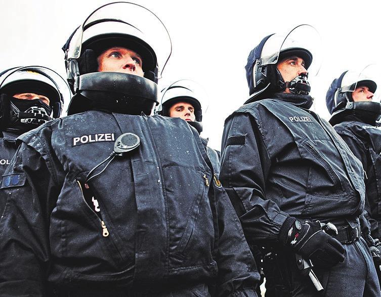 Die Bundespolizei sucht nach Verstärkung – alle Infos zur Berufsausbildung gibt es am 28. Februar im BiZ. Foto: Bundespolizei