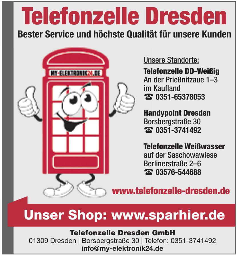 Telefonzelle Dresden GmbH