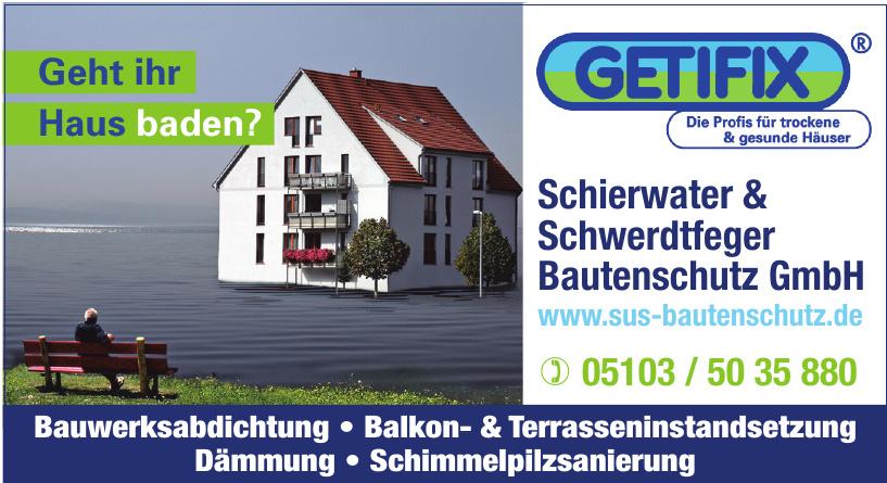 SUS Bautenschutz - Schierwater & Schwerdfeger Bautenschutz GmbH