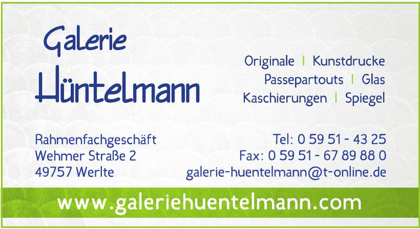 Galerie Hüntelmann