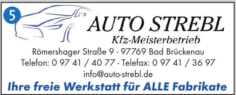 Auto Strebl
