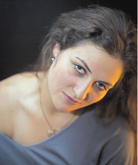 Franziska Giesemann, Sopran Foto: Veranstalter