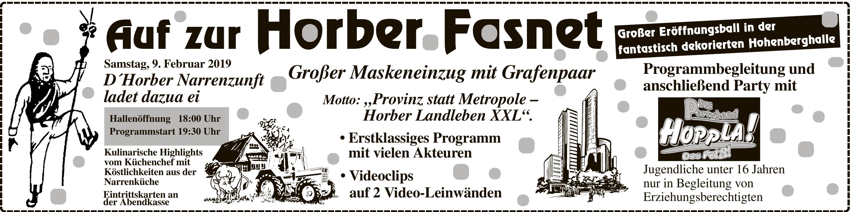Horber Fasnet