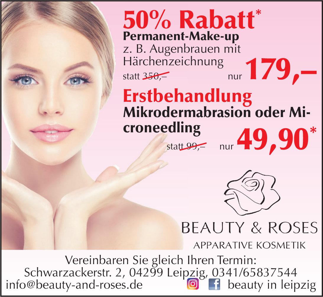 Beauty & Roses Apparative Kosmetik