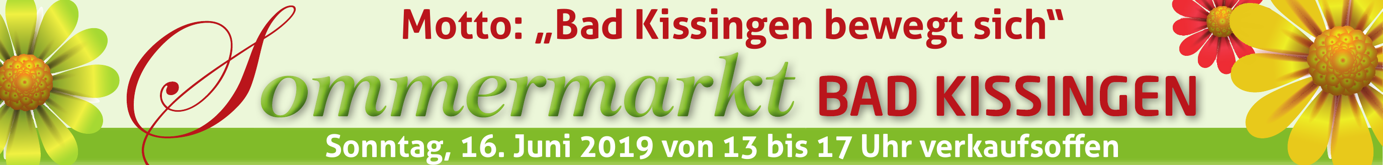 Bad Kissingen bewegt sich Image 1