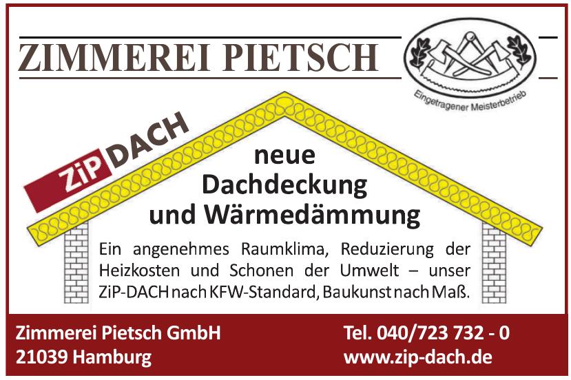 Zimmerei Pietsch GmbH