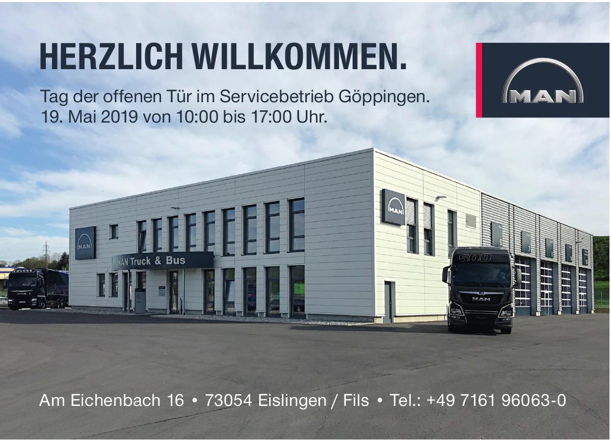 Man Truck & Bus Service GmbH