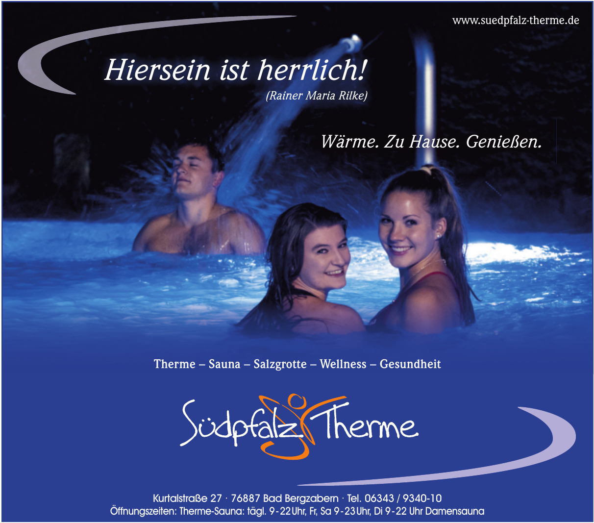 Südpfalz Therme Bad Bergzabern